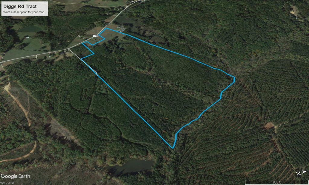 Diggs Road Tract